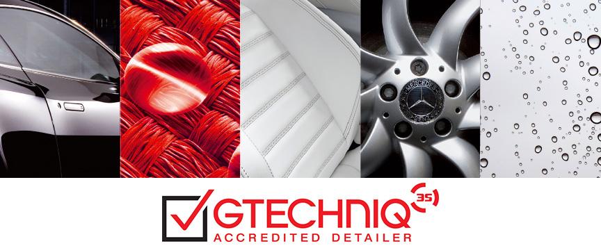 gtechniq, marque partenaire pour nos prestation detaling et ceramique à la Réunion