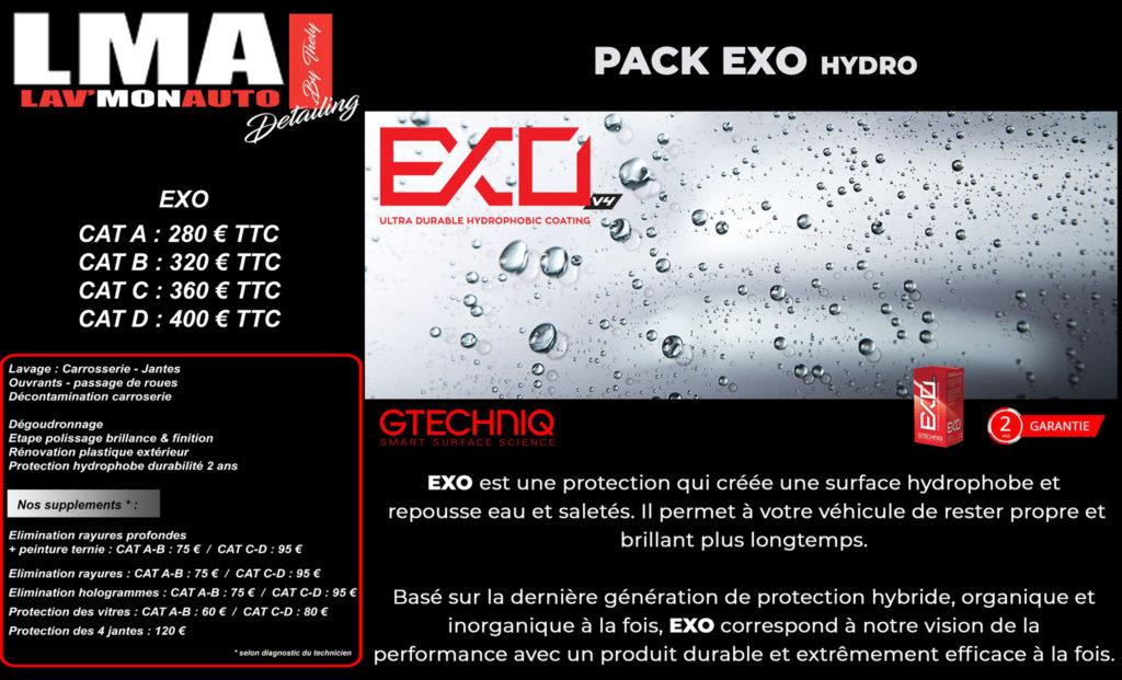 Pack EXO Detailing réunion